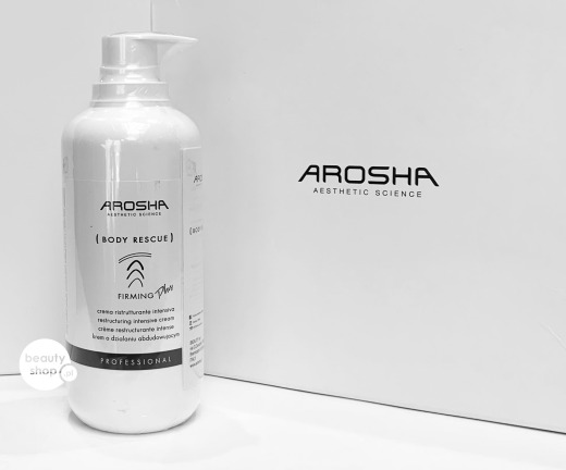 AROSHA BODY RESCUE FIRMING - KREM 500 ml