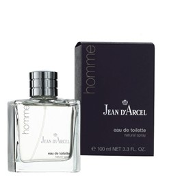 Jean d'Arcel Homme Eau de Toilette - woda perfumowana - 100ml