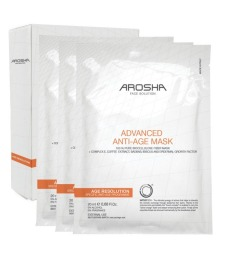 Arosha Age Resolution - Maski - 3x 20ml
