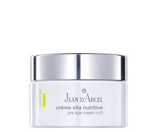 Jean d'Arcel Prestige Vitamin+ Creme Vita Nutritive Rich - krem dla cery suchej - 50 ml