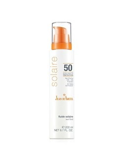 Jean d'Arcel Solaire Fluide LSF 50 - emulsja przeciwsłoneczna - 200 ml