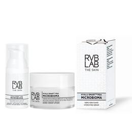 RVB LAB The Skin Microbioma - zestaw odżywczo - naprawczy
