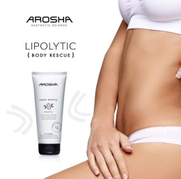 Arosha Body Rescue Lipolytic - krem do ciała - 200ml