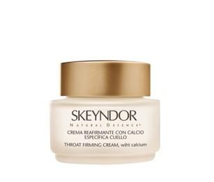 Skeyndor Natural Defence Throat Firming Cream With Calcium - krem ujędrniający - 50ml