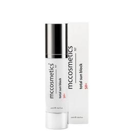 MC Cosmetics Total Sun Block - krem z filtrem (SPF 50+) - 50ml