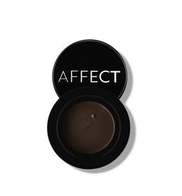 Affect Eyebrow Pomade Waterproof Dark - wodoodporna pomada do brwi - 5g