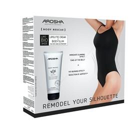 Arosha Lipo Bio Shock Box  (Body + krem Lipolytic) - S/M