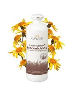 Kurland - kąpiel borowinowo-mleczna - 250ml