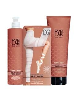 RVB LAB The Skin Meso - zestaw antycellulitowy