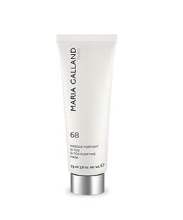 Maria Galland No. 68 - maska oczyszczająco - złuszczająca - 75 ml