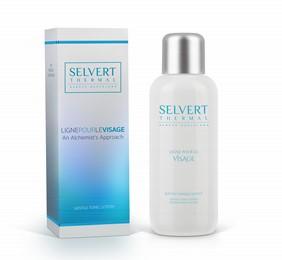 Selvert Thermal Visage Gentle Tonic Lotion - tonik do twarzy - 200ml