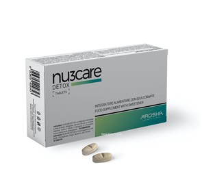 Arosha Nu3Care Detox - suplement diety - faza 1 (reset)