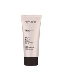Skeyndor SkinCare Make-Up CC Cream No. 02 - krem koloryzujący do twarzy (SPF30) - 40ml