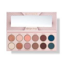 Affect Sweet Harmony - paleta cieni do powiek - 12 x 2g