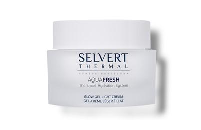 Selvert Thermal Aquafresh  Glow Gel Light Cream - żel - krem do twarzy - 50ml