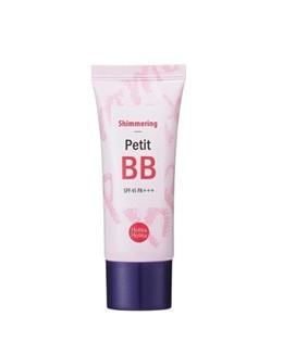Holika Holika Petit BB Shimmering (SPF 45) - rozświetlający krem do twarzy - 30ml