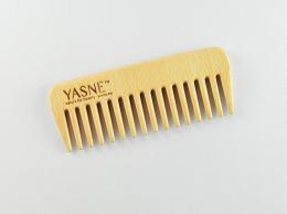 Grzebień fryzjerski do rozczesywania YASNE